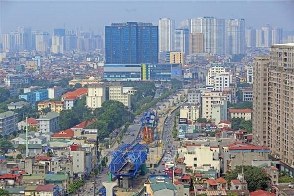 Hà Nội tổ chức lại giao thông phục vụ thi công đường vành đai 2 trên cao