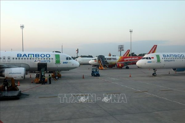 Bộ GTVT: Dự kiến tháng 8 sẽ mở lại chuyến bay thương mại quốc tế thường lệ