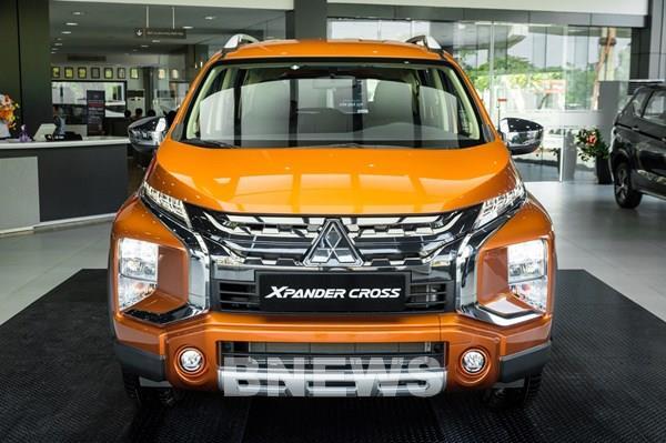 Mitsubishi Việt Nam ra mắt Xpander Cross mang phong cách SUV
