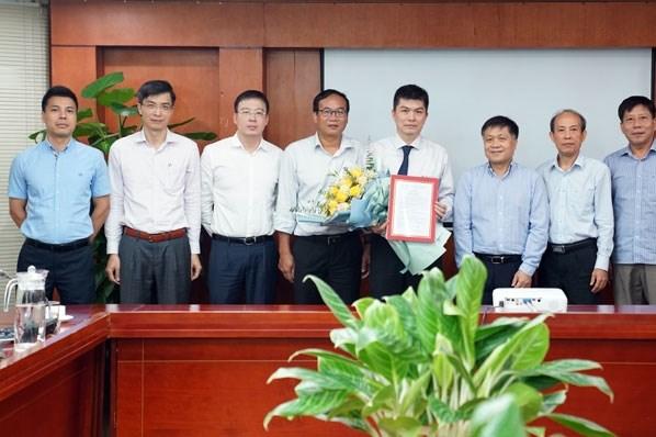 Ông Nguyễn Anh Đức được bổ nhiệm lại làm Viện trưởng Viện Dầu khí Việt Nam