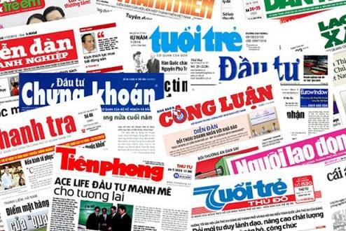 Quản lý chặt việc thực hiện đúng tôn chỉ mục đích theo giấy phép hoạt động báo chí