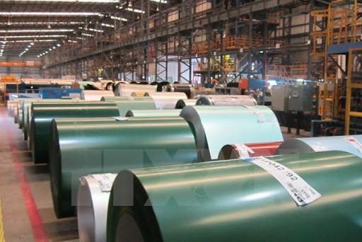 Australia khởi xướng điều tra chống bán phá giá với thép mạ hợp kim nhôm kẽm
