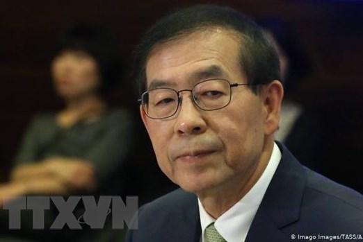Hàn Quốc điều tra cáo buộc đối với cố Thị trưởng Seoul
