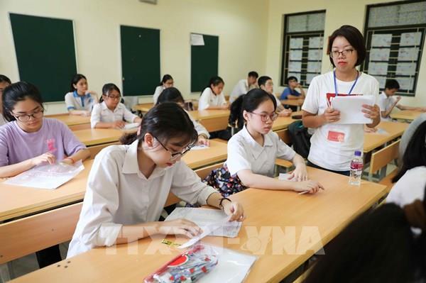 Đại dịch COVID-19 vào đề thi Ngữ văn lớp 10 năm học 2020-2021 tại Tp Hồ Chí Minh 