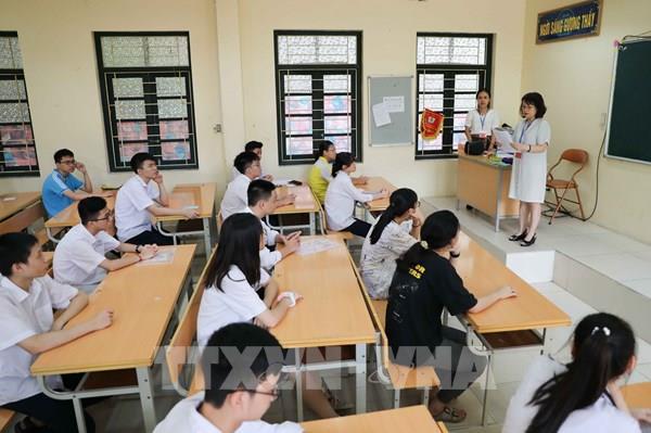 Đáp án Đề thi tốt nghiệp THPT năm 2020 môn Ngoại ngữ