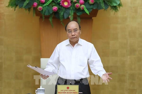 Thủ tướng: Kiên quyết xử lý cá nhân thiếu trách nhiệm trong giải ngân vốn đầu tư công