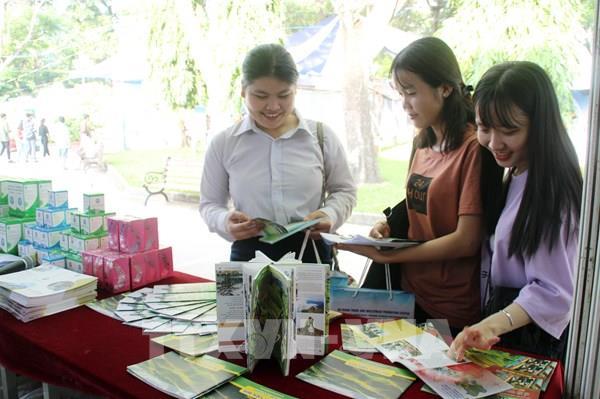 """Cơ hội """"săn"""" tour du lịch mới, giá rẻ tại Ngày hội du lịch Tp. Hồ Chí Minh"""