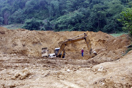 Công bố kết luận thanh tra về khai thác khoáng sản ở nhiều tỉnh miền núi phía Bắc