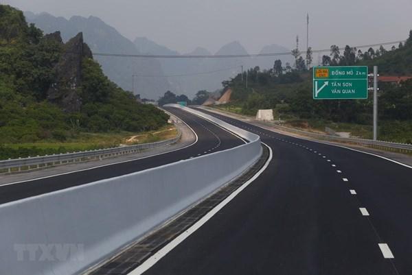 Chính thức mời thầu chọn nhà đầu tư 5 dự án PPP cao tốc Bắc - Nam