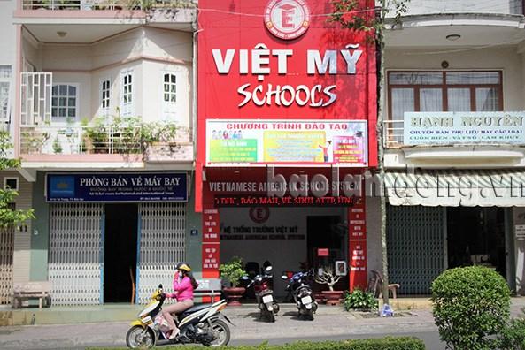 """Thông báo tìm các bị hại trong vụ Trường Cao đẳng Việt Mỹ """"chui"""""""