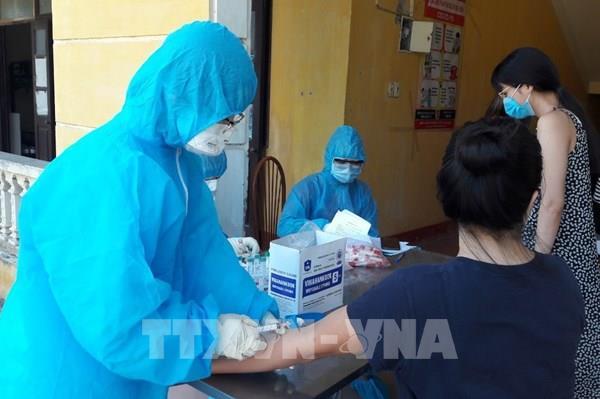 Phát hiện sớm bệnh nhân COVID-19 giúp bệnh viện an toàn trong dịch