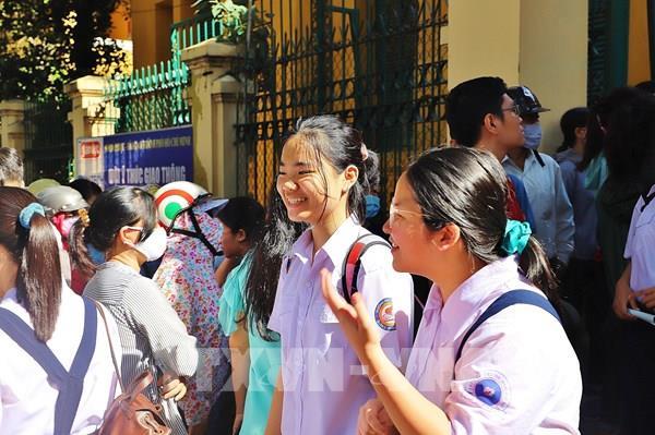 Tuyển sinh lớp 10 tại Tp Hồ Chí Minh: Đưa câu hỏi thực tế vào đề thi môn Toán
