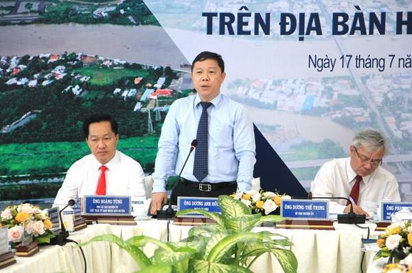 """Phát triển """"đô thị xanh"""" trong lòng Tp. Hồ Chí Minh"""