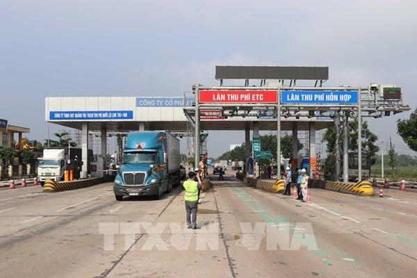 Bộ Giao thông Vận tải yêu cầu giám sát chặt thu tiền dịch vụ tại trạm BOT
