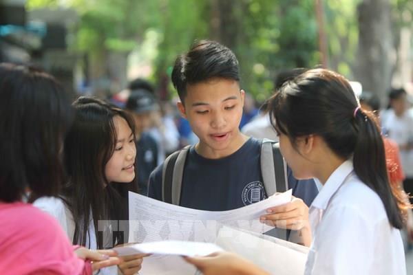 Kỳ thi tuyển sinh lớp 10 tại Hà Nội: Nhiều thí sinh làm xong sớm môn Ngoại ngữ