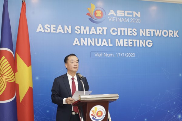 ASEAN 2020: Phát triển đô thị thông minh và bền vững