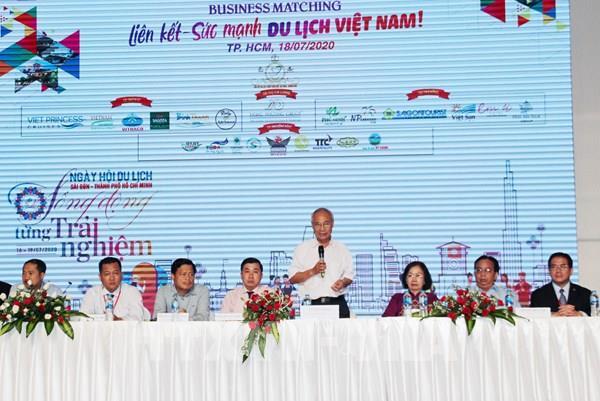 """Các hiệp hội du lịch hợp tác """"Liên kết - sức mạnh du lịch Việt Nam"""""""