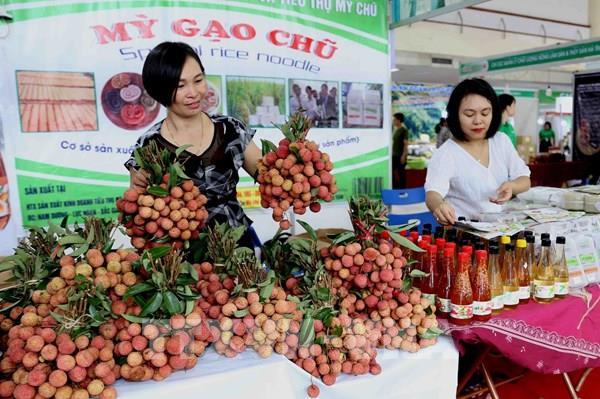 Bắc Giang: Hàng hóa sản xuất trong nước chiếm trên 70%