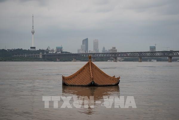 Trung Quốc nâng mức cảnh bão lũ tại các khu vực dọc sông Hoài
