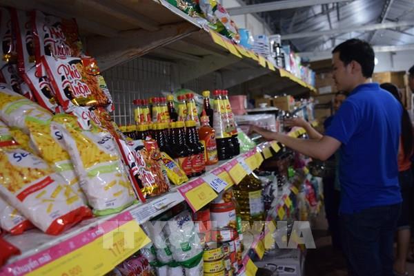 Đồng Tháp đưa hàng Việt về khu công nghiệp