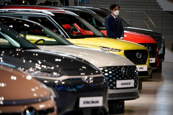 Hyundai bán hơn 100.000 xe Grandeur mới sau 8 tháng ra mắt