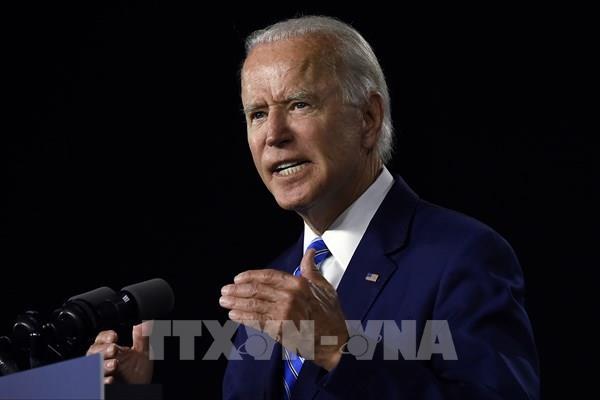 Bầu cử Mỹ 2020: Ứng cử viên Biden nhận được nhiều sự ủng hộ của cử tri