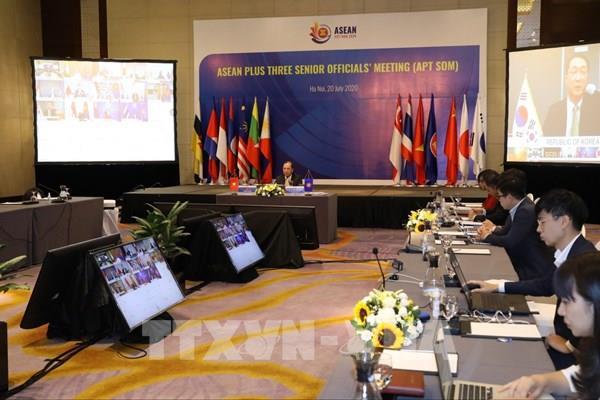 ASEAN 2020: Thảo luận về định hướng xây dựng Tầm nhìn Cộng đồng ASEAN sau 2025