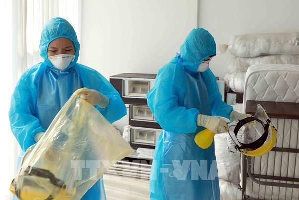 Thêm một chuyên gia dầu khí người Nga mắc COVID-19 đã được cách ly ngay