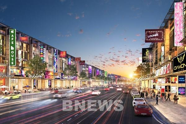 Có gì ở khu phố 247 tại Premier District - FLC Sầm Sơn?