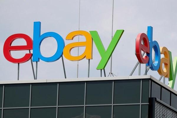 eBay đưa ra dự báo lạc quan về doanh số của quý IV