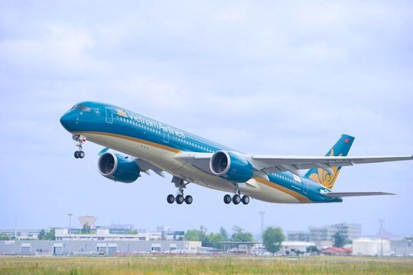 Thâm hụt nguồn tài chính, Vietnam Airlines không chi trả cổ tức năm 2019