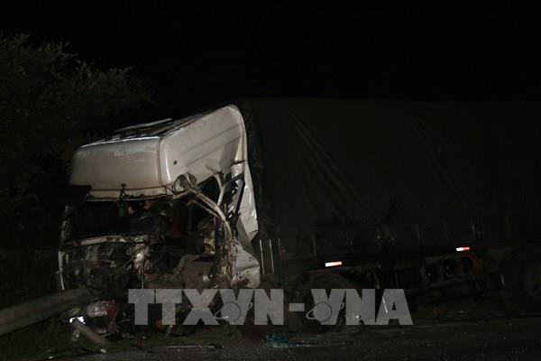 Tai nạn ở Bình Thuận: 1 phút trước tai nạn, xe khách chạy 80km/h