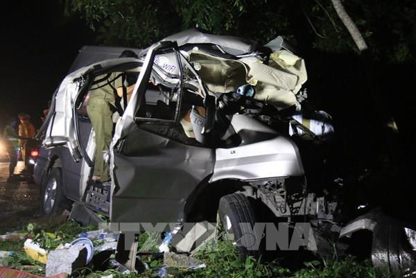 Vụ tai nạn giao thông nghiêm trọng ở Bình Thuận: Số người tử vong đã tăng lên 8