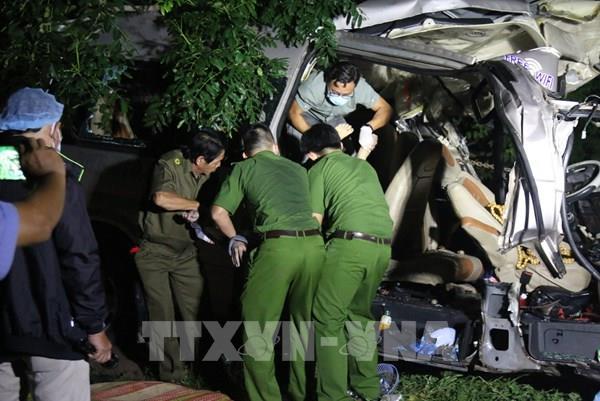 Tai nạn giao thông ở Bình Thuận: Tập trung cứu chữa, giảm thiểu thiệt hại về người