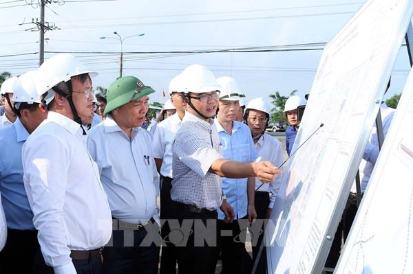 Thủ tướng NguyễnXuân Phúc: Xử lý dứt điểm mặt bằng cho sân bay Long Thành
