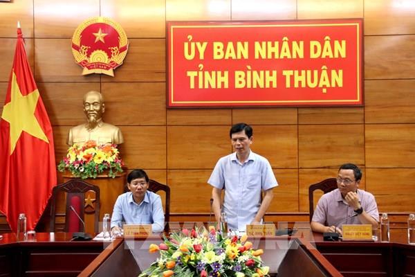 Khẩn trương điều tra vụ tai nạn giao thông đặc biệt nghiêm trọng tại Bình Thuận