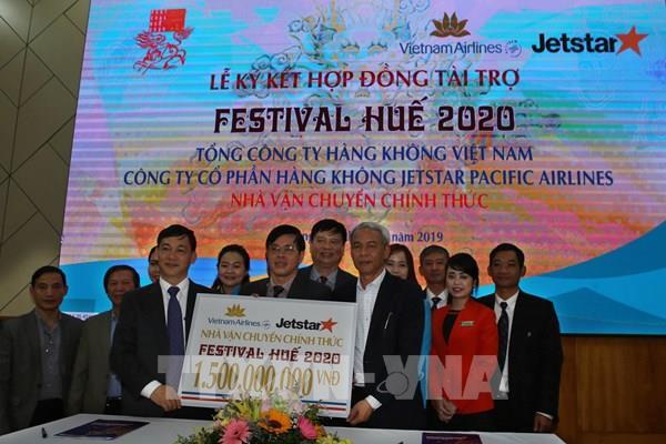 Thay đổi thời gian tổ chức Festival Huế năm 2020