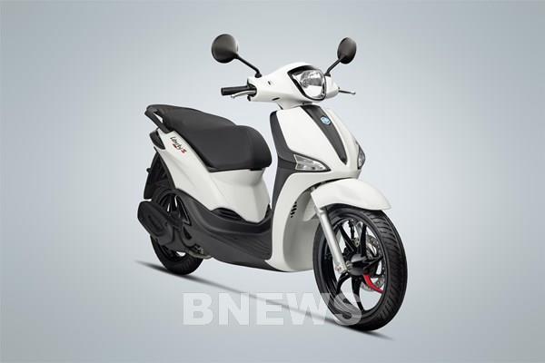 Piaggio Việt Nam ra mắt phiên bản mới Liberty S – Black series