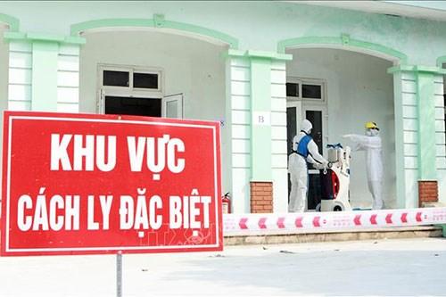 Kết quả xét nghiệm F1 và F2 của BN 416 tại Quảng Ninh và Huế thế nào?