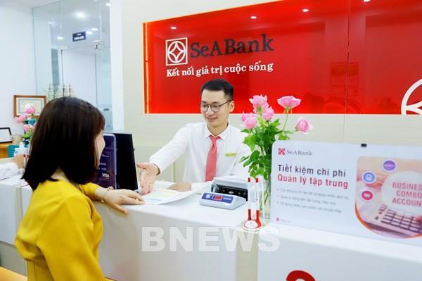 SeABank hoàn thành hơn 50% kế hoạch lợi nhuận