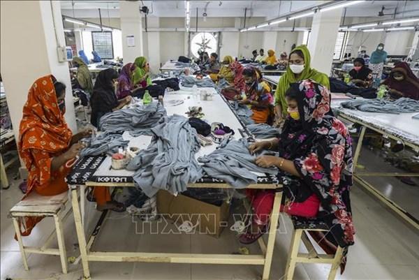 Ảnh hưởng của COVID-19 với ngành công nghiệp may mặc ở các nước đang phát triển