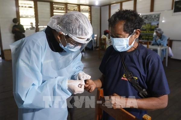 Cập nhật dịch COVID-19 sáng 22/7: Brazil có quyền sản xuất 120 triệu liều vaccine