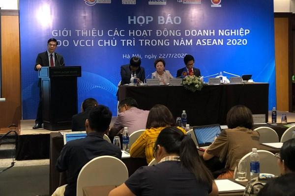 ASEAN 2020: Nhiều hoạt động của doanh nghiệp trong năm ASEAN