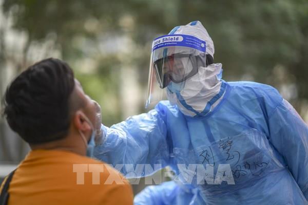 Trung Quốc đại lục và Hàn Quốc có thêm nhiều ca nhiễm mới COVID-19
