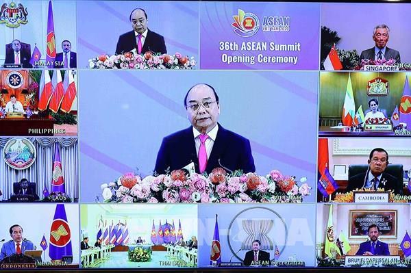 ASEAN 2020: Việt Nam-ASEAN khẳng định vị thế hợp tác khu vực và thế giới