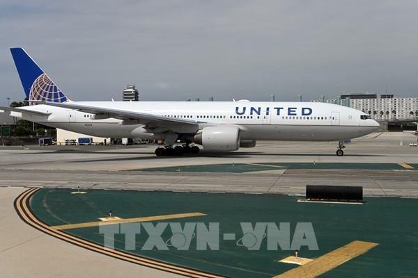 United Airlines thông báo lỗ 1,63 tỷ USD trong quý II