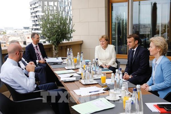"""Các nước EU kỳ vọng vào """"Kế hoạch Marshall"""" mới của châu Âu"""