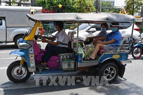 Dịch COVID-19: Thái Lan gia hạn tình trạng khẩn cấp