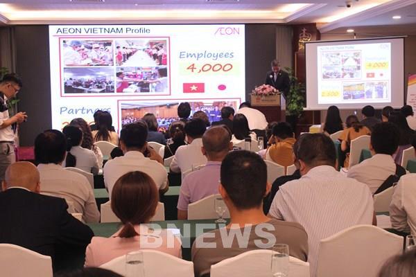 Chỉ khoảng 200 doanh nghiệp Việt đủ điều kiện cung ứng hàng hóa xuất khẩu qua AEON