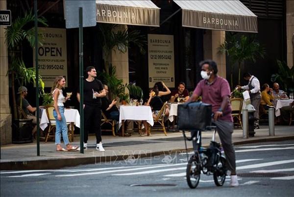Mỹ: Nhiều điểm tham quan ở New York sẽ đón khách từ 24/8